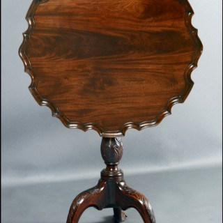 A fine Chippendale period CARD TABLE