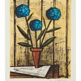Hortensias bleus, 1984