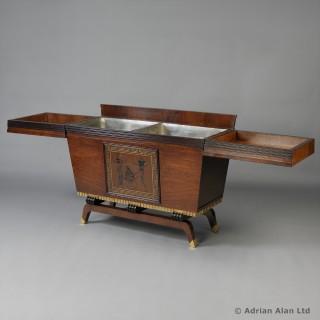Italian Art Deco Drinks Cabinet
