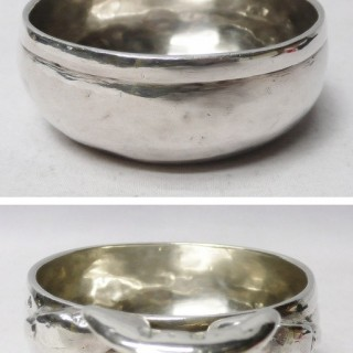 Antique French Silver Wine Taster