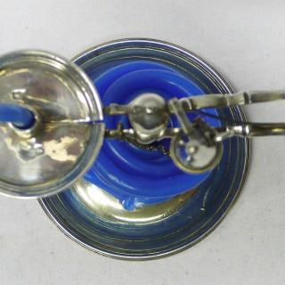 George III Silver Wax Jack