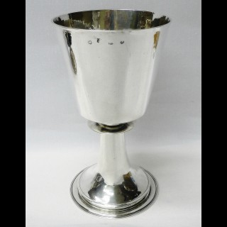 Antique Charles I Silver Chalice