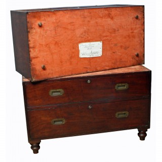 Naval Campaign Chest by Seagrove