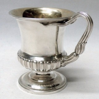 George III Silver Mug by Paul Storr