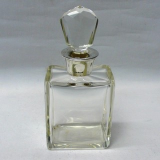 Art Deco Decanter by Hukin & Heath