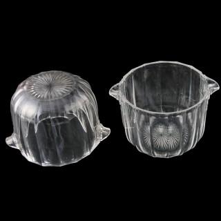 Set of Six Regency Glass Rinsers