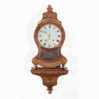 Swiss 'Neuchatel' quarter-striking bracket clock