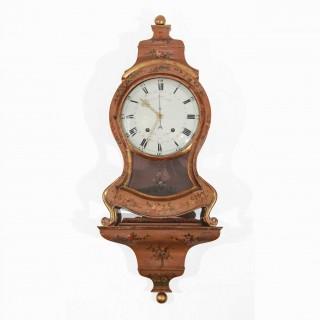 Swiss 'Neuchatel' quarter-striking bracket clock