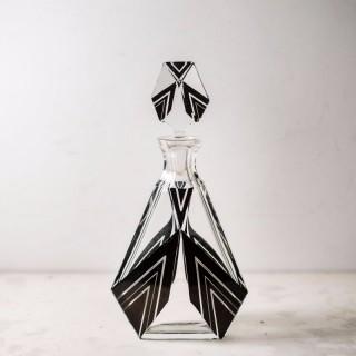 Superb Cut Crystal Decanter