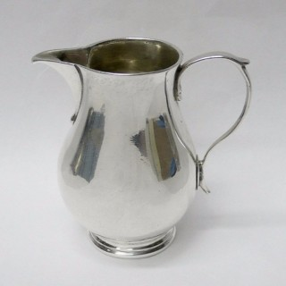 George I Silver Cream Jug