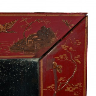 19th Century Chinoiserie Mirror