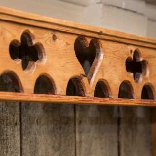 Romantic Irish Dresser