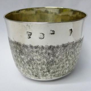 Charles II Silver Tumbler Cup