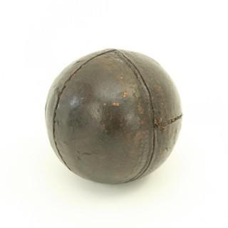 Early Cricket Ball