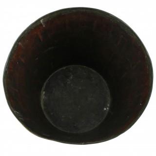 19th Century Brass & Copper Bin