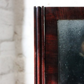 A Rare Mid-19thC Child's Cheval Mirror c.1860
