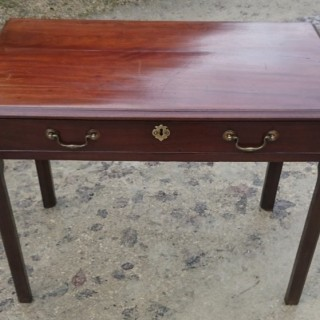 Antique 18th Century Side Table