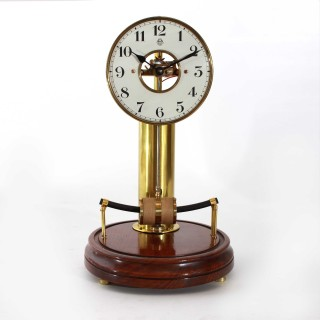 Type A Electric Bulle Mantel Clock