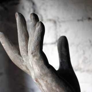 A Decorative Early 20thC French Shop Display Mannequin Hand
