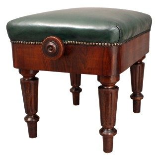 Piano Stool by H. Brooks