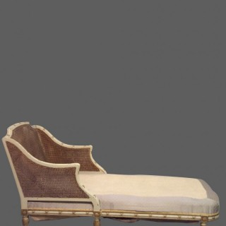 French Empire day bed