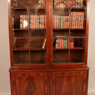 Georgian Library Bookcase