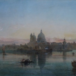The Lagoon ,Venice