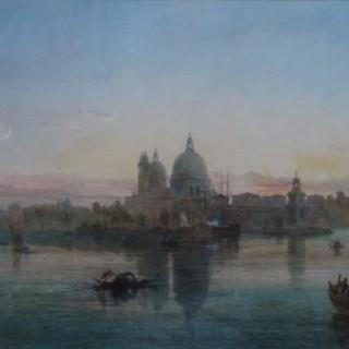 The Lagoon ,Venice