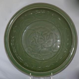 Ming Celadon Deep Basin
