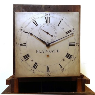 Domestic Regulator Longcase Clock by Fladgate