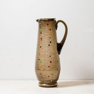 Mid Centry Glass Jug