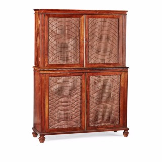 Regency Rosewood Cabinet by William Trotter