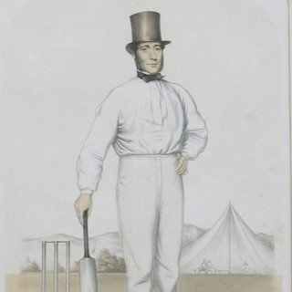 Joseph Guy, Cricket Print