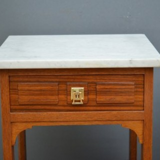 Pair of Continental Bedside Cabinets
