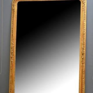 Stunning XIX Century Gilt Mirror - Large