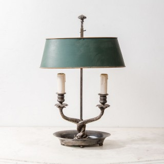 Elegant Bouillot Lamp