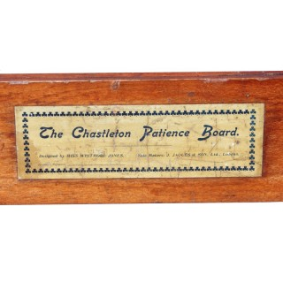 The Chastleton Patience Board