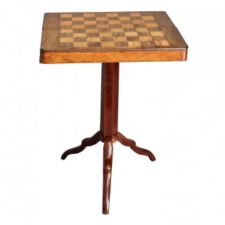 Campaign Chess Table