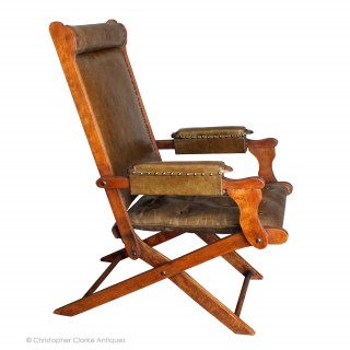 Baveystock Reclining Campaign Chair