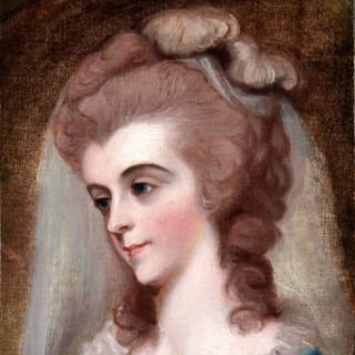 Study of Ladies Head