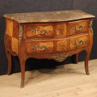 20th Century French Dresser In Rosewood