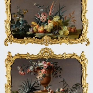 Still life of Flowers STUDIO OF JEAN PILLEMENT (worked from c.1760)