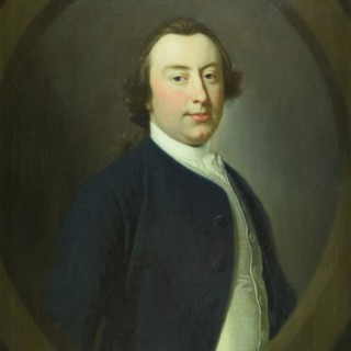 Portrait of a Gentleman THOMAS HUDSON (1701-1779)