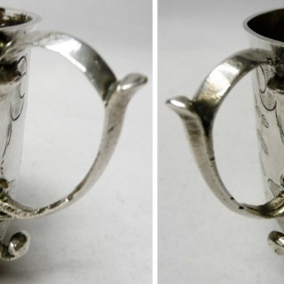 Antique William III Porringer