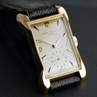 18ct Rose Gold Vintage Patek Philippe 1953