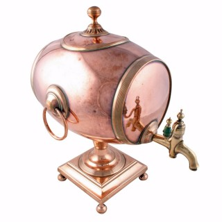Copper and Brass Samovar