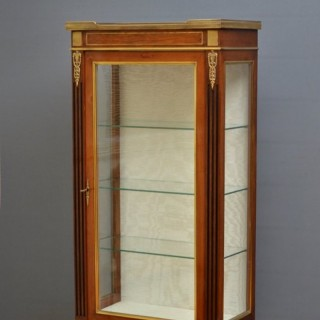 Stunning Continental Display Cabinet - Vitrine