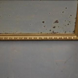 Victorian Giltwood Wall Mirror - Full Lengh Mirror