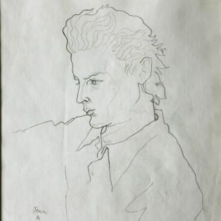 Portrait de Georges Marchal