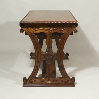An Early 19th Century Campaign Writing / Pay Table